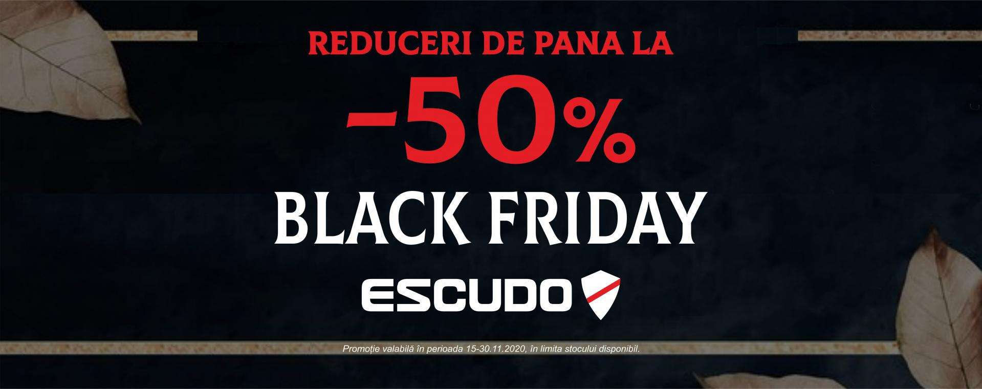 Black Friday Escudo
